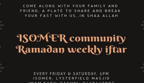 Ramadan Iftar