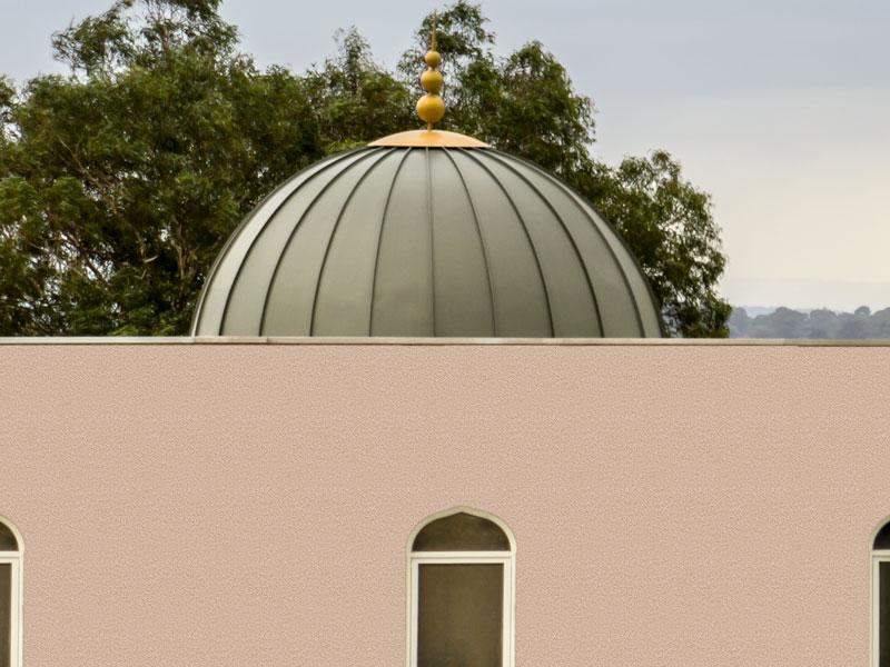 Mosque Cladding